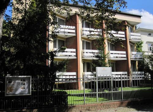 Alten- und Pflegeheim Boothstraße