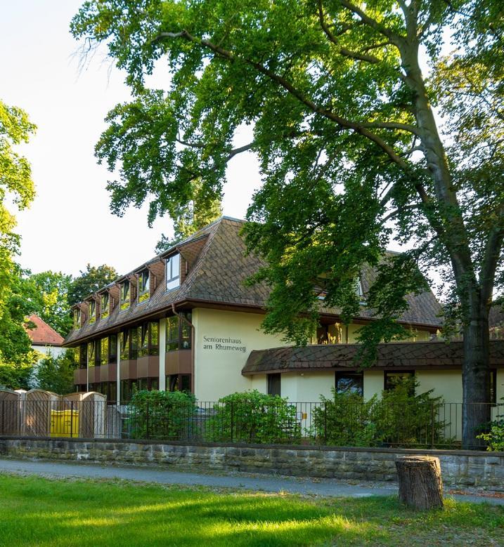 Seniorenhaus am Rhumeweg GmbH (ein Unternehmen der Alpenland Gruppe Berlin