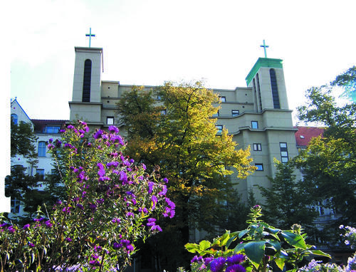 Caritas Seniorenheim St. Kamillus