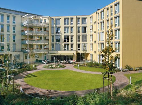 CASA REHA Seniorenpflegeheim »Am Kienhorstpark«