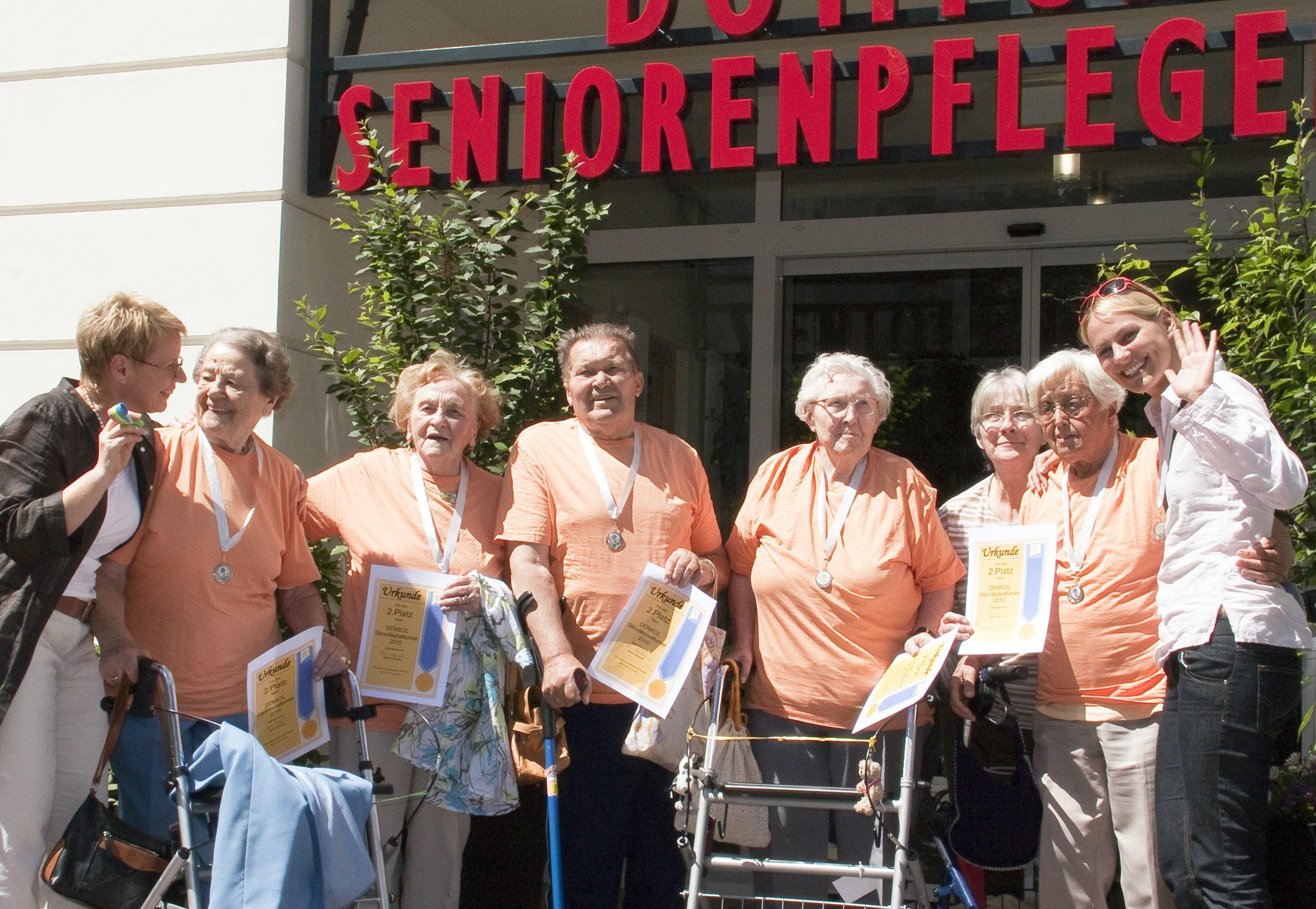 DOMICIL-Seniorenpflegeheim Am Schloßpark GmbH