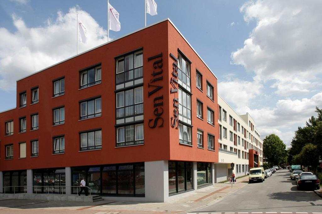 SenVital Senioren- und Pflegezentrum Hamburg am Barmbeker Markt