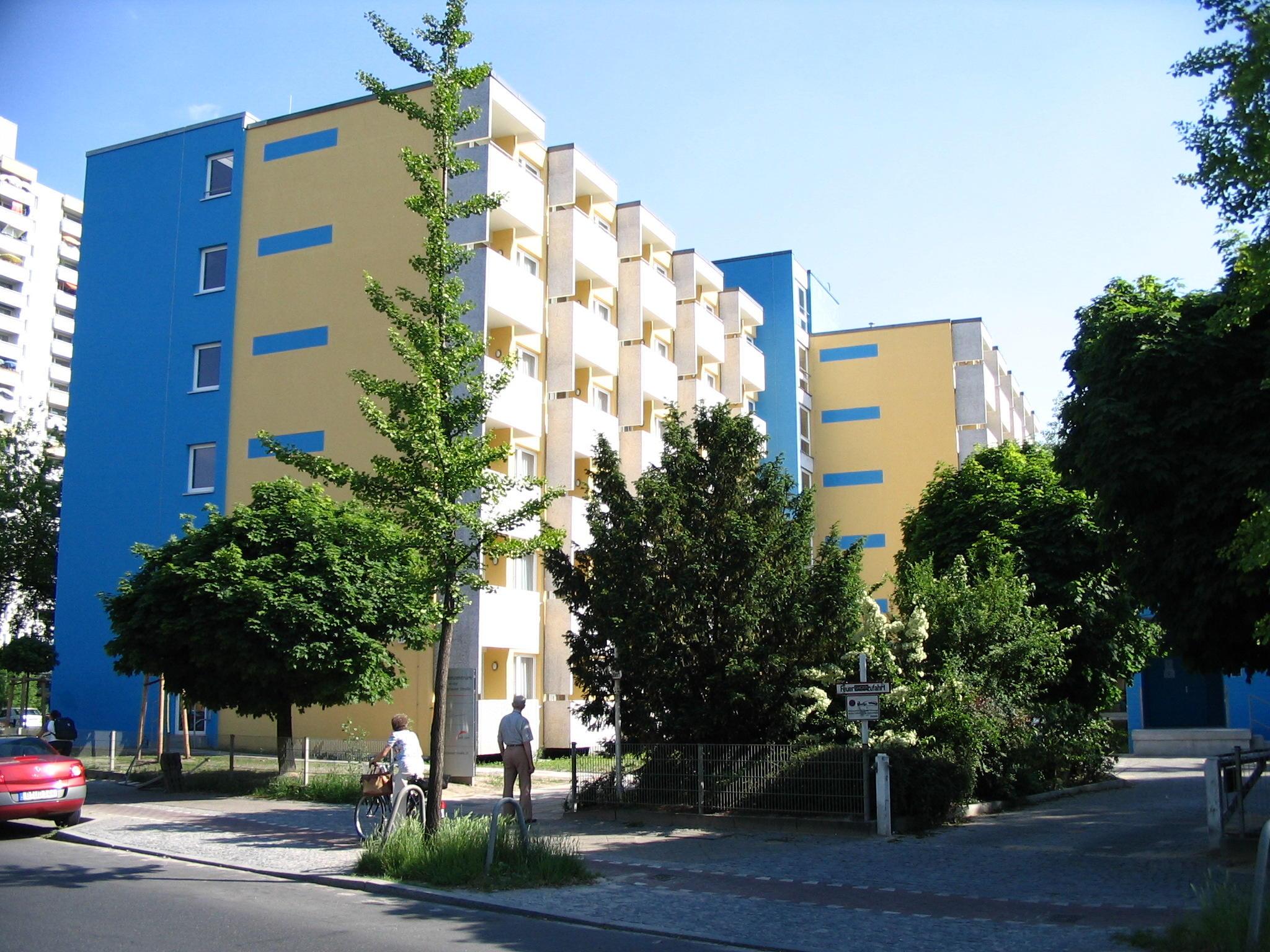 Senioren-Residenz Hildburghauser Straße