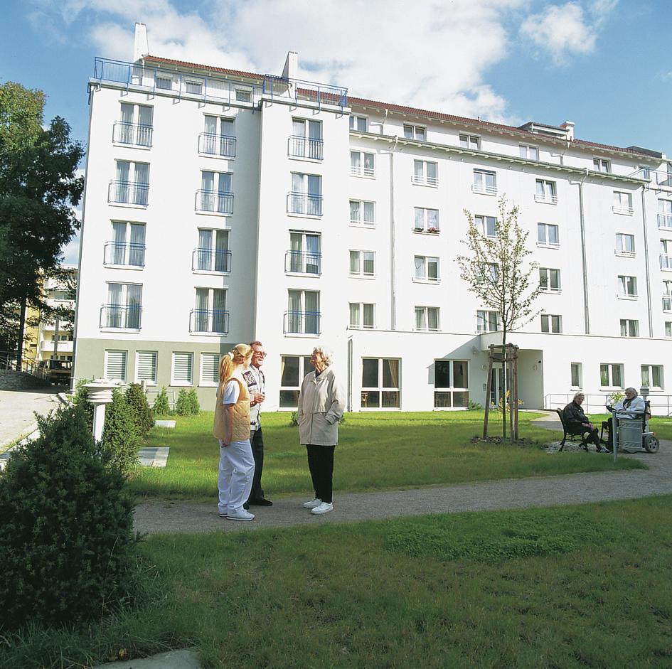 Senioren-Wohnpark Lichtenberg GmbH