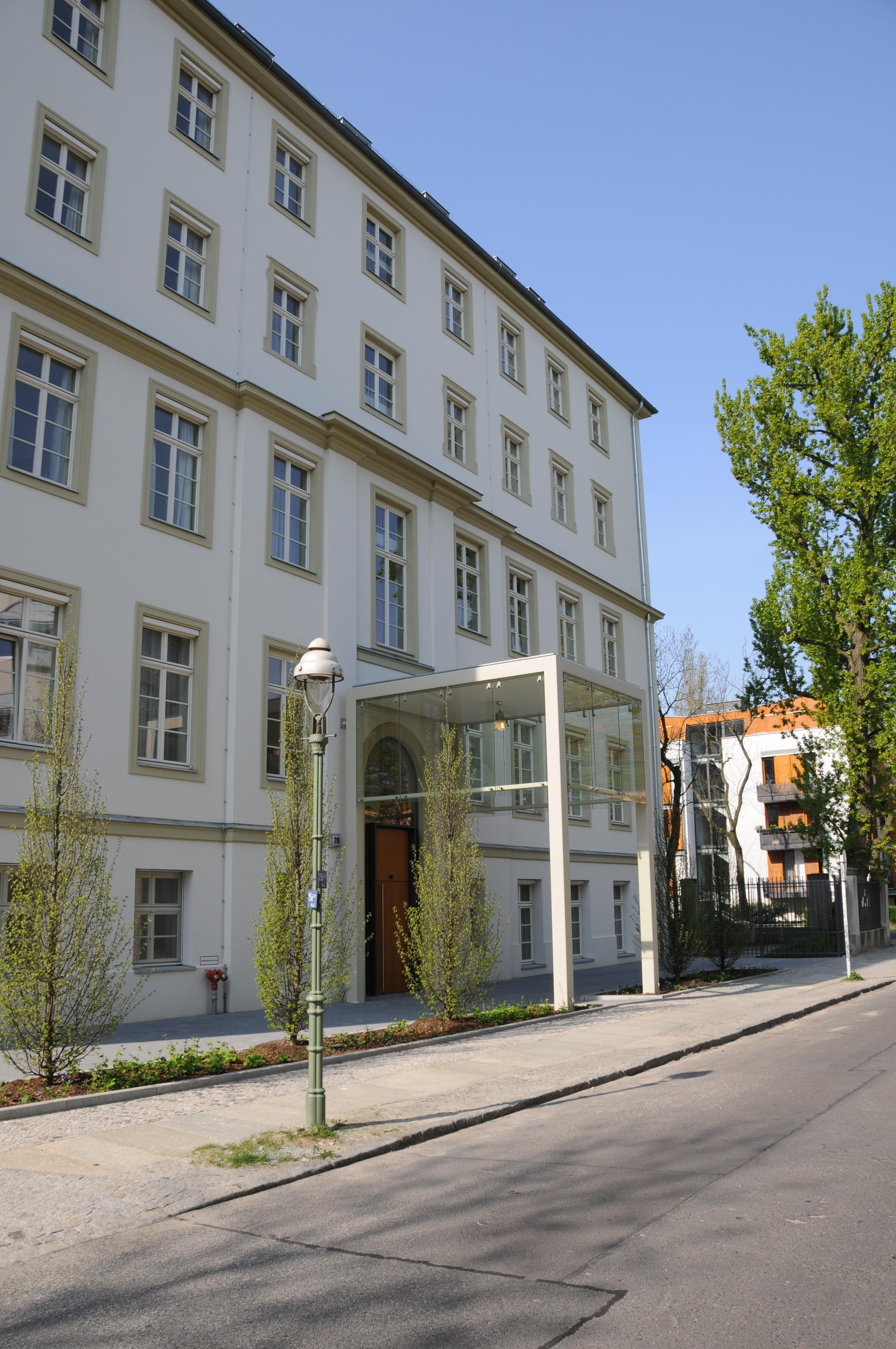 Nova Vita Residenz Im Paulinenhaus Berlin-Charlottenburg